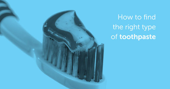 find right toothpaste