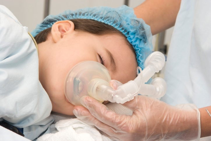 Children Undergoing General Anesthesia Archives – St. Lawrence