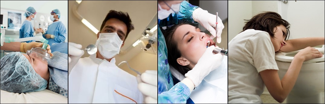 general anaesthesia in dentistry Complications with general anaesthetics some of the rare but possible side effects from general anaesthetic include:  general anaesthesia information.