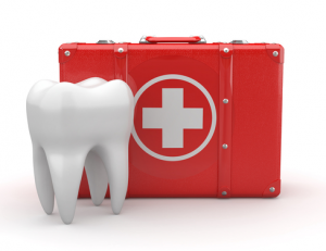 Dental First Aid Kit -- dental office Mississauga
