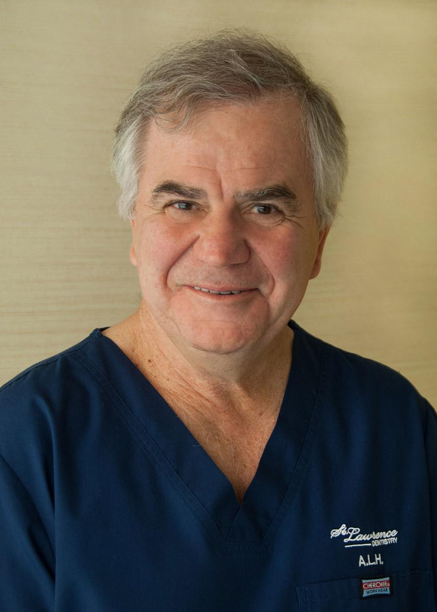 Dr. Allan R. Hawryluk