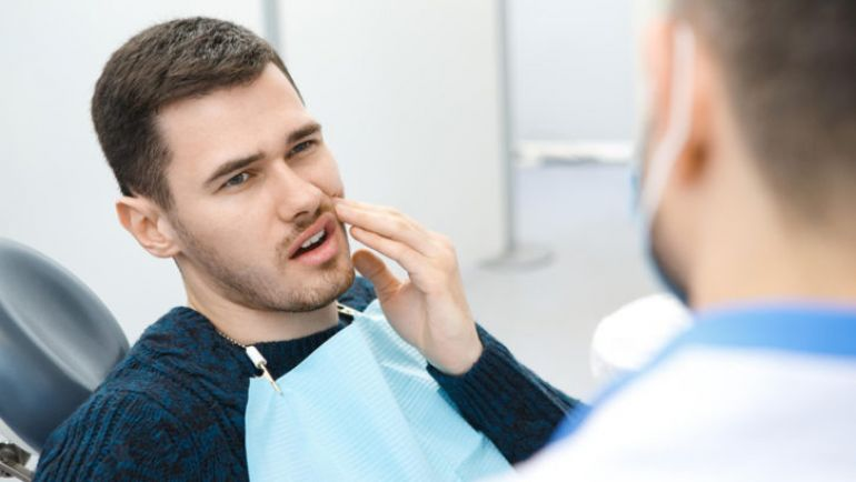 Treatment of Tooth Sensitivity