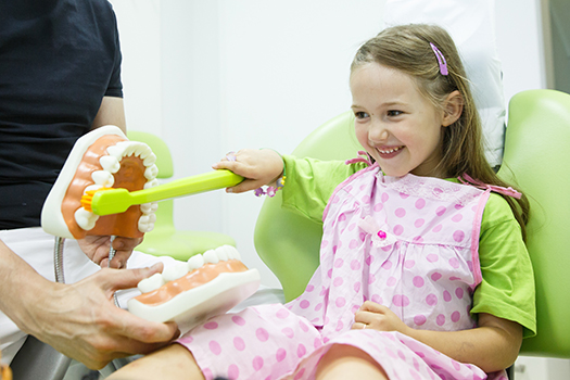 Pediatric Dental Care St. Lawrence Dentistry