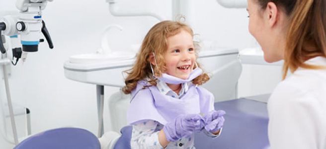 baby teeth dentist mississauga