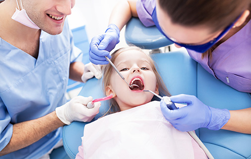 pediatric dentistry mississauga