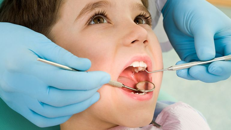 Pediatric Dental Care from age 5-8