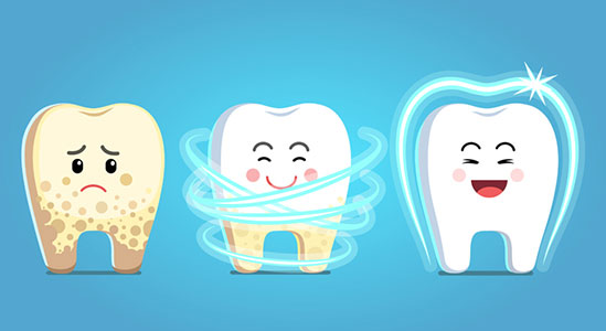 Dimensions of Dental Hygiene