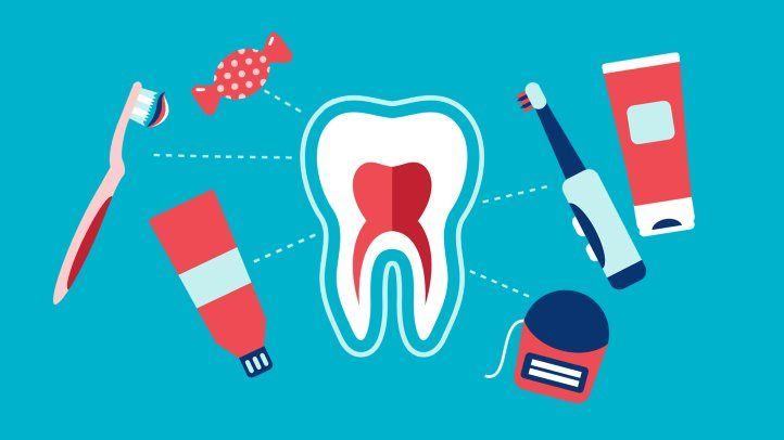 cs healthy teeth myths
