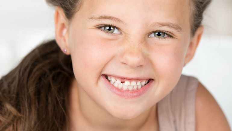 Appearance of Teeth in Children