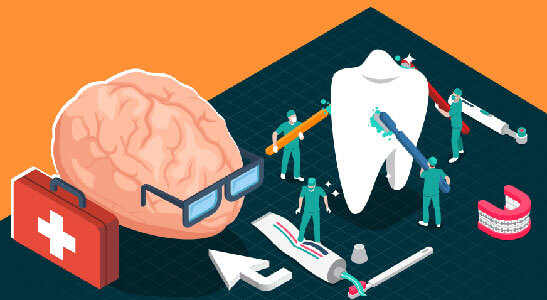 brushing flossing dental prevent alzheimers