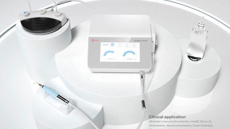 New Technology Enhances Dental Surgery