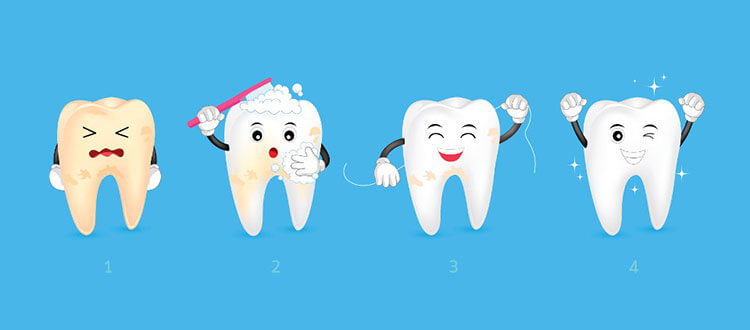 healthy teeth and gums any age