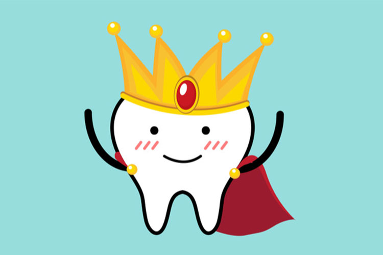 Dental Crown Childrens Teeth