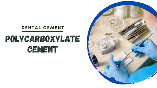 polycarboxylate cement