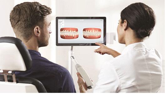 3shape trios oral scanner