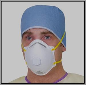 standard face mask