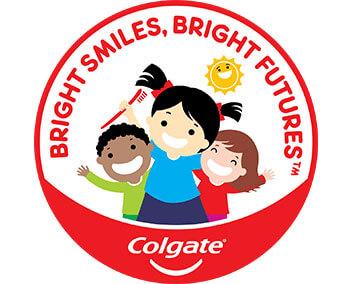 Colgate bright smiles